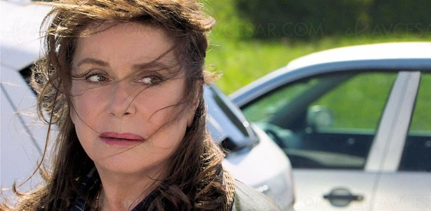 Catherine Deneuve retrouve André Téchiné pour un Adieu à la nuit