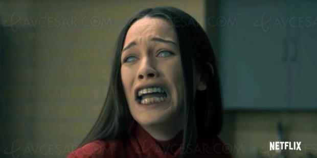 The Haunting of Hill House : la fameuse série Netflix en version longue Blu-Ray