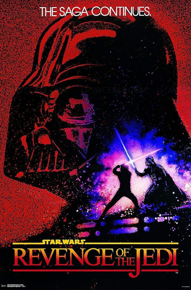 La revanche du Jedi, teaser et affiche !