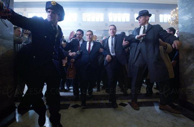 The Irishman avec Robert DeNiro et Al Pacino : exclusivité Netflix, pas de sortie cinéma