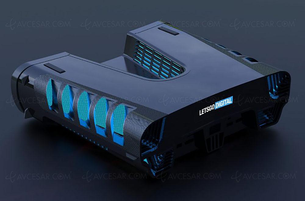 PlayStation 5 : une fuite dévoile son potentiel futur design