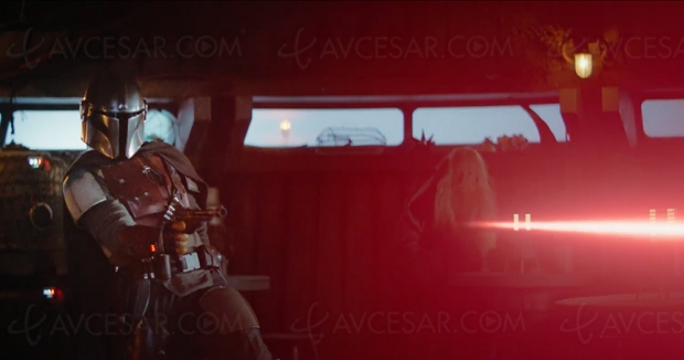 Star Wars the Mandalorian : bande‑annonce !