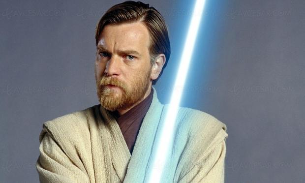 Série Star Wars Obiwan avec Ewan McGregor, c'est confirmé !