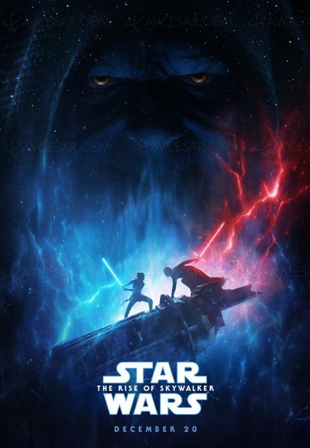 Star Wars L'ascension de Skywalker : affiche impériale