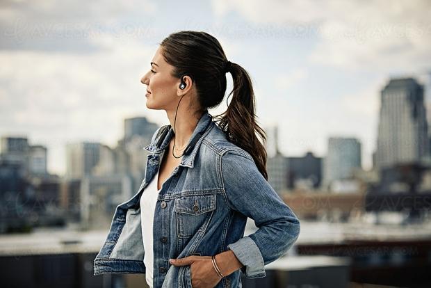 Sennheiser IE 80S BT, écouteurs intra-auriculaires Bluetooth audiophiles