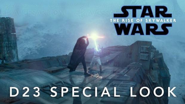 Disney D23 Special Look for Star Wars : trailer des neuf films de la saga et images inédites