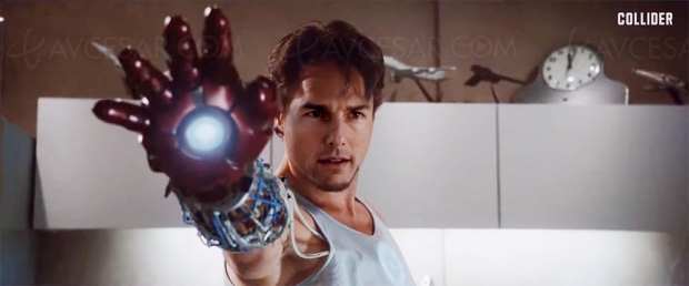 Tom Cruise dans la peau d'Iron Man (vidéo deepfake)