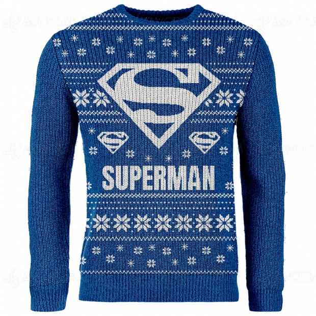 La grande tradition des pulls moches de Noël, façon geek