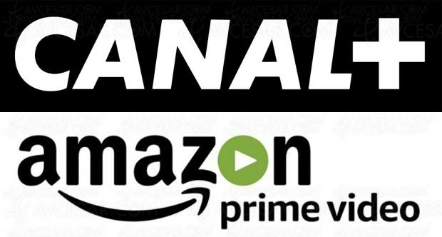 Netflix ET Amazon Prime Vidéo bientôt sur Canal+ ?