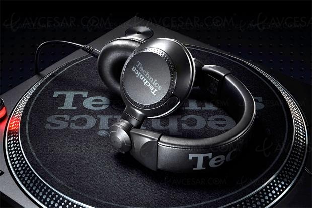 IFA 19 > Technics EAH‑DH1200 : casque pour DJ
