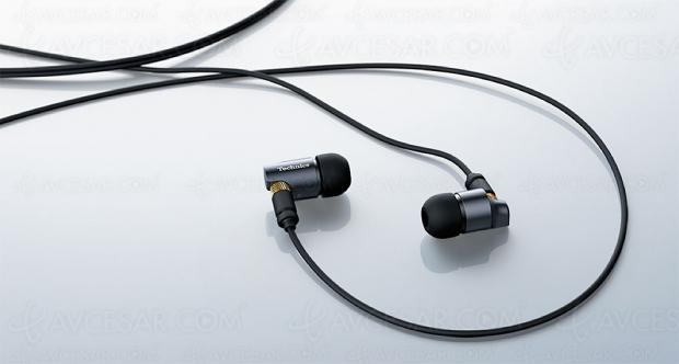 IFA 19 > Technics EAH-TZ700 : casque intra‑auriculaire premium