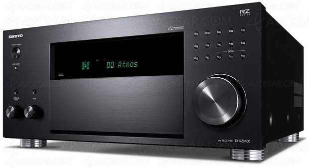 IFA 19 > Onkyo TX-RZ3400 : 11.2, DTS:X, Dolby Atmos, THX Certified Ultra, Imax Enhanced, Alexa, Flare Connect…