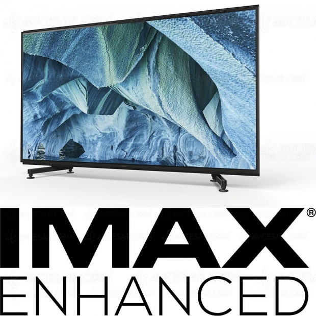 Imax Enhanced sur TV Sony 2019 via Rakuten