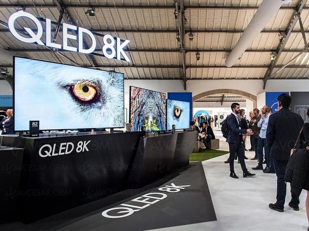 IFA 19 > Ultra HD/8K HDR10+ : Samsung s'associe à trois services de streaming en Europe