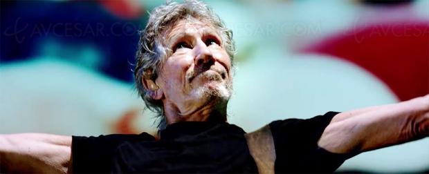 Roger Waters (Pink Floyd) en live au cinéma le 3 octobre