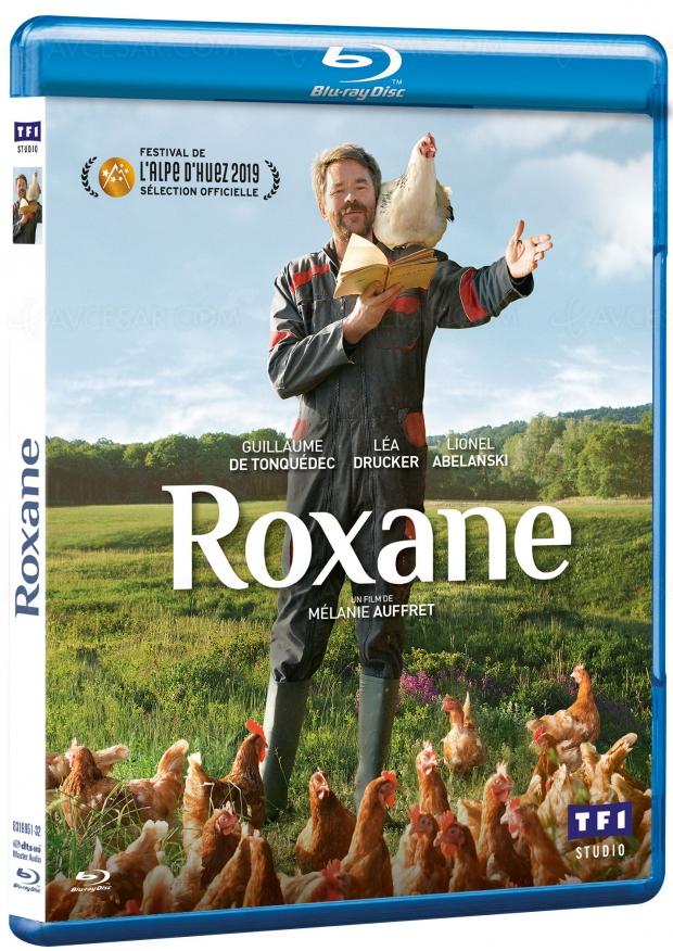 Roxane avec Guillaume De Tonquédec, poule au mot