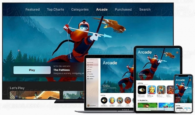 Apple Arcade, le 19 septembre, 4,99 € par mois