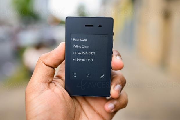Light Phone II : le minimalisme comme remède à l'addiction au smartphone ?
