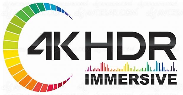 EBU/Eurofins, nouveaux logo et spécifications UHDTV audio et vidéo