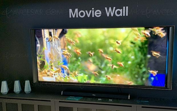 IFA 19 > TV LED 21/9 5K Hisense, seulement pour le plaisir des yeux des visiteurs