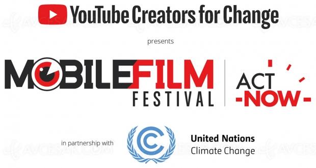 Mobile Film Festival, une minute pour agir sur le changement climatique