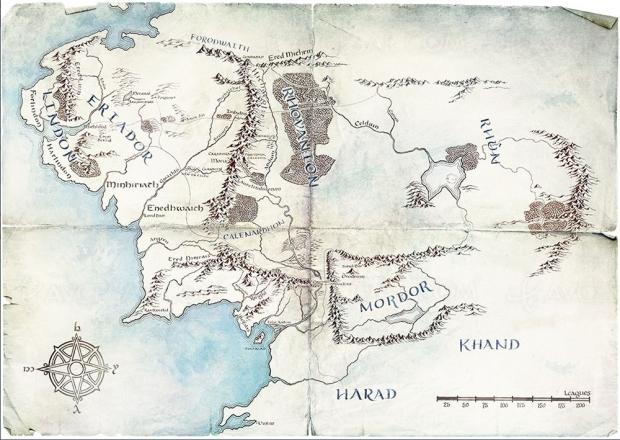Série Le seigneur des anneaux en Nouvelle-Zélande : c'est parti !