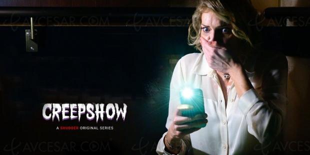 Nouvelle bande-annonce du reboot de Creepshow
