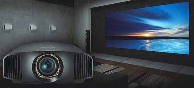 IFA 19 > Vidéoprojecteur Sony VPL‑VW760ES/VPL‑VW5000ES, mise à jour Firmware pour qualité d'image optimisée