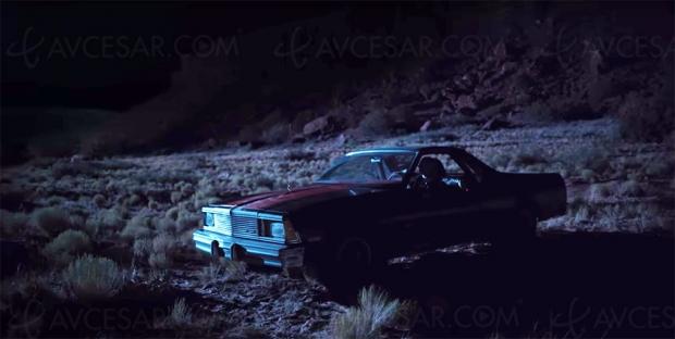 El Camino (Netflix), premier plan d'Aaron Paul dans le nouveau teaser