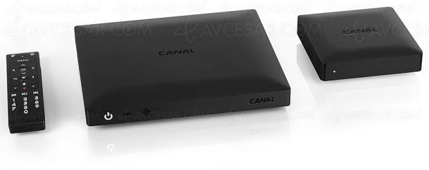 Mini Décodeur Canal+ HD multiroom, mise à jour spécifications