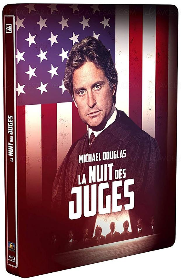La nuit des juges : Michael Douglas dans un thriller judiciaire de Peter Hyams