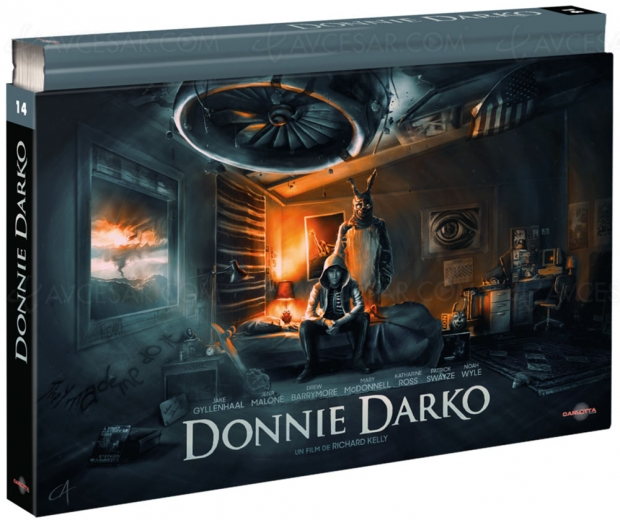 Donnie Darko Director's Cut, le film d'une génération en coffret Ultra Collector