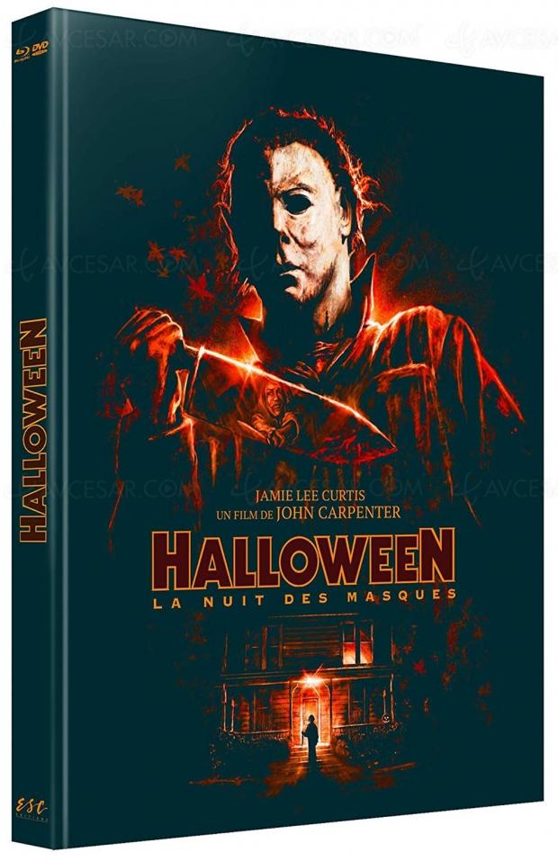 Halloween : la nuit des masques, superbe coffret Collector pour 40e anniversaire sanglant