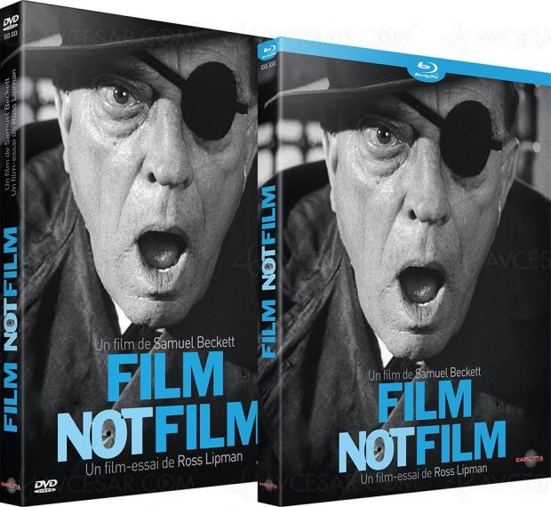 Samuel Beckett et Buster Keaton, une des collaborations les plus improbables et exceptionnelles de septième art