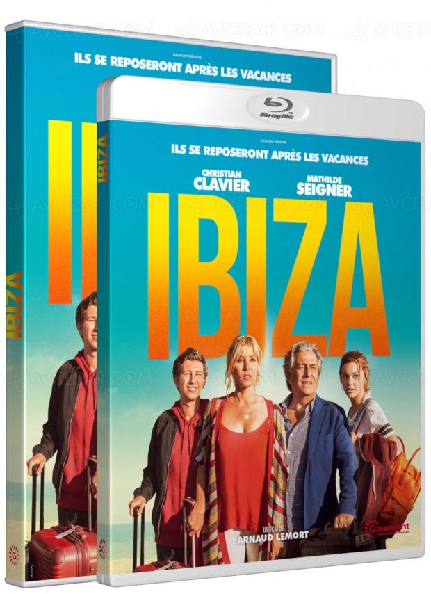 Ibiza : Christian Clavier et Mathilde Seigner découvrent la teuf avec JoeyStarr et Cathy Guetta