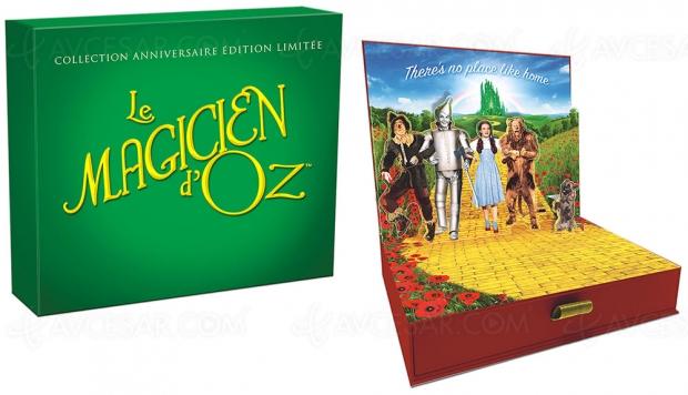 Le magicien d'Oz, le chef‑d'œuvre intemporel de Victor Fleming fête ses 80 ans en 4K Ultra HD