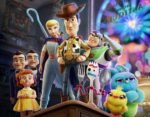 Toy Story 4 : Woody et Buzz l'Éclair de retour en Blu-Ray dès le 30 octobre