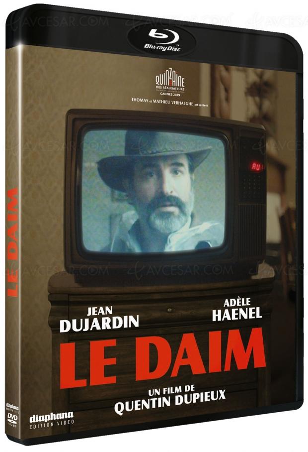 Le Daim : Jean Dujardin pète les plombs chez Quentin Dupieux