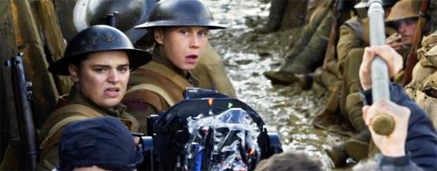Sam Mendes explique comment faire un film en un seul plan-séquence
