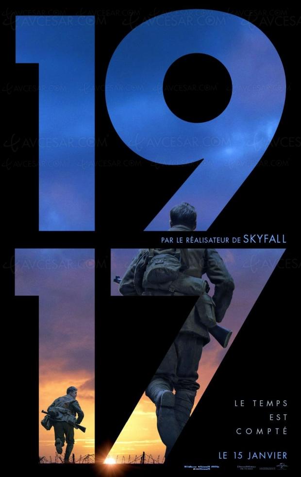 Bande-annonce toujours plus immersive de 1917, le nouveau film de Sam Mendes