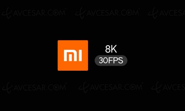 Enregistrement Ultra HD/8K sur les prochains smartphones Xiaomi ?