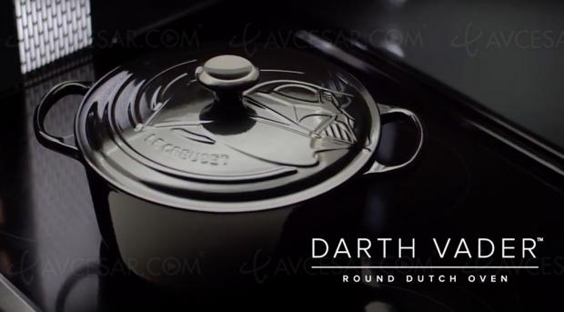 Ustensiles de cuisine Star Wars x Le Creuset