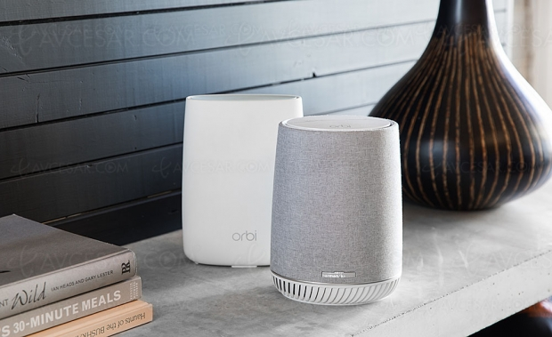 Test Netgear Orbi Voice, enceinte amplifiée connectée + hotspot Wi‑Fi, en ligne