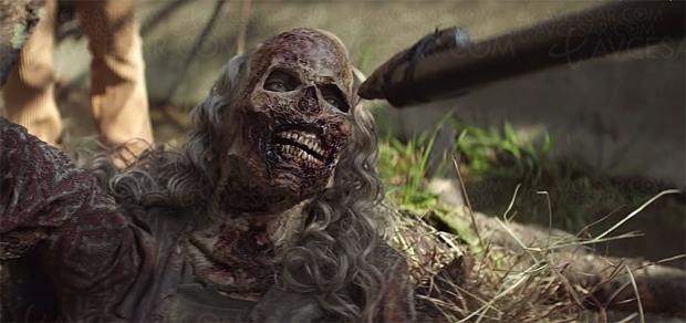 The Walking Dead bientôt « dead » ?