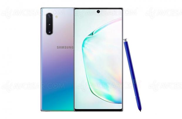 Un Samsung Galaxy Note 10 Lite pour bientôt ?