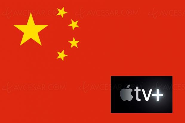 Apple TV+ : surtout ne pas irriter la Chine