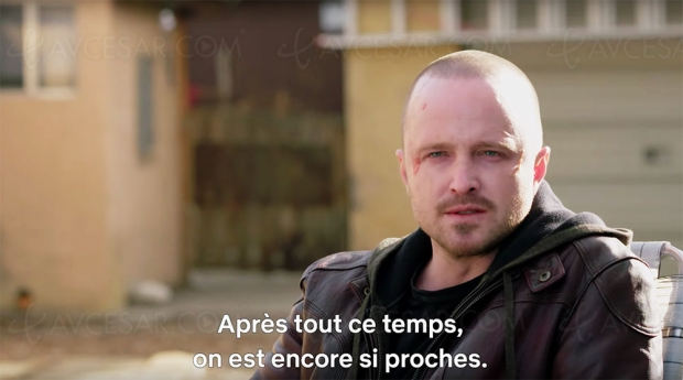 Making of d'El Camino, Vince Gilligan et Aaron Paul expliquent tout