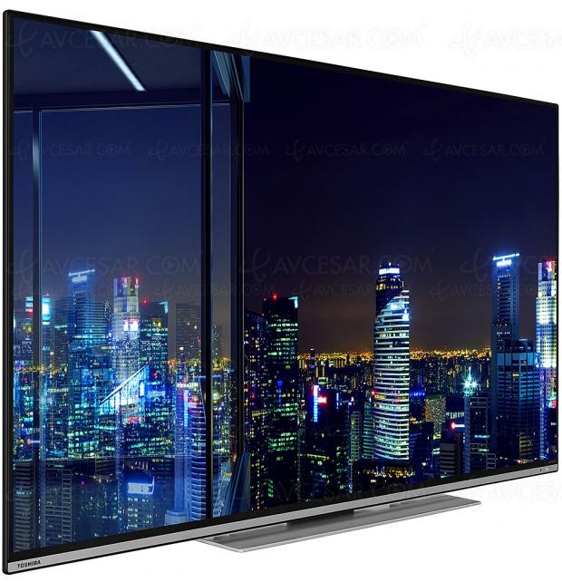 IFA 19 > TV LCD Ultra HD Toshiba UL7, 49