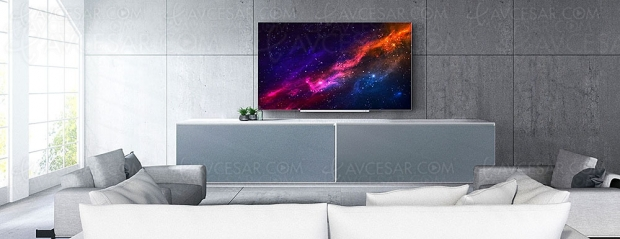 IFA 19 > TV Oled Ultra HD Toshiba XL9, 55