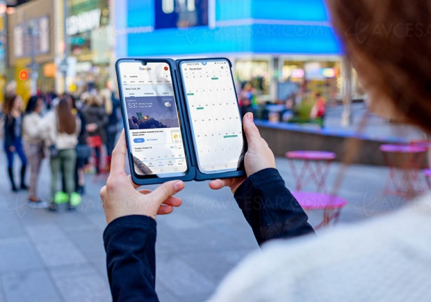 LG G8X ThinQ, smartphone double écran via l'accessoire LG Dual Screen